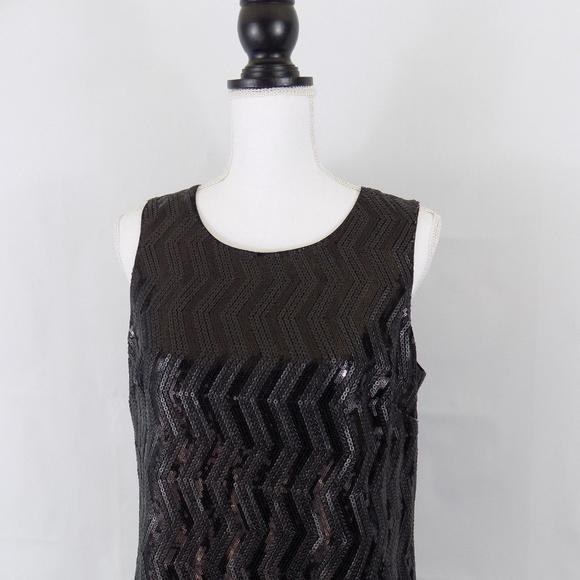 b82a1d15 Banana Republic Dresses   Br Monogram Sequin Shift Dress New ...